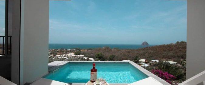location villa saint-esprit martinique